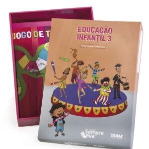 Coleção Sempre Viva Educação Infantil 3
